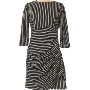 Madison striped dress